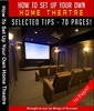 Thumbnail How To Set Up Your Own Home Theatre