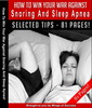 Thumbnail How To Win Your War Against Snoring And Sleep Apnea