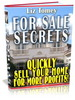 For Sale Secrets
