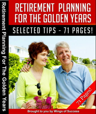 Product picture Retirement Planning For The Golden Years