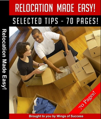 Product picture Relocation Made Easy